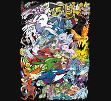 Myth and Legend - Pokémaniacal  T-Shirt