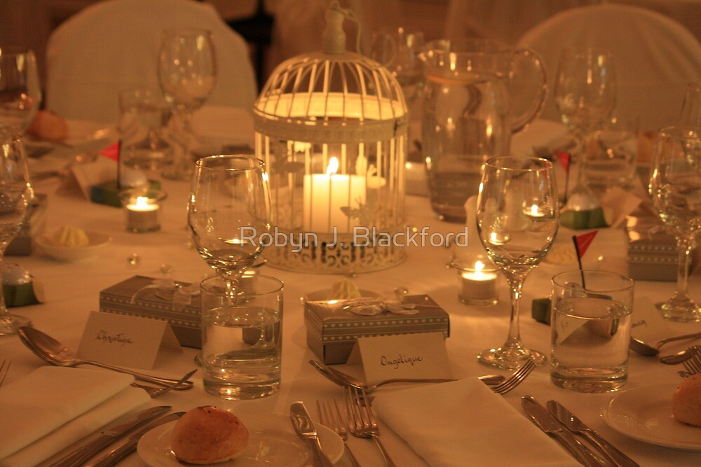 A Table Setting by aussiebushstick