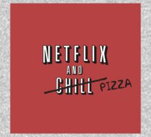 Netflix and Pizza Kids Clothes