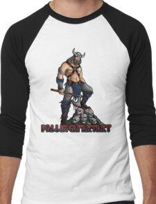 Viking  Men's Baseball ¾ T-Shirt
