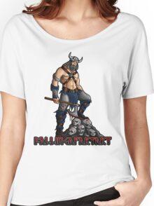 Viking  Women's Relaxed Fit T-Shirt