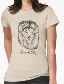 Pedro the Lion Womens Fitted T-Shirt