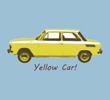 Yellow Car! Kids Clothes