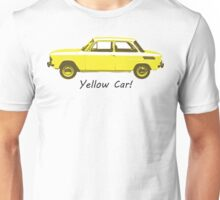 Yellow Car! Unisex T-Shirt