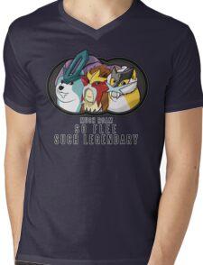 Such Legendary Mens V-Neck T-Shirt