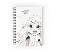 Tokyo Ghoul- Paper Planes Spiral Notebook