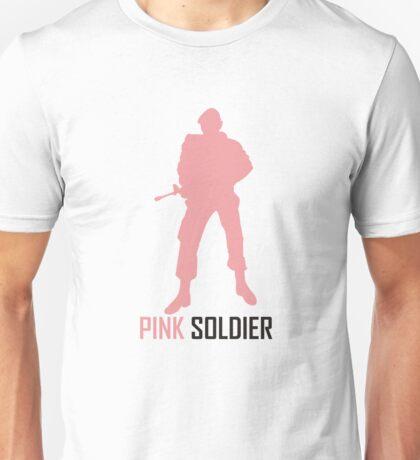 pink soldier Unisex T-Shirt