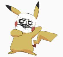 Me Gusta Pikachu by SadisticWaffle