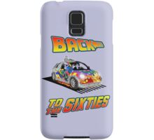 Back to the Sixties Austin Powers Samsung Galaxy Case/Skin