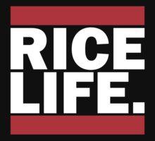 RICE LIFE by lainchan