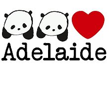 wang wang & funi love adelaide by antsp35