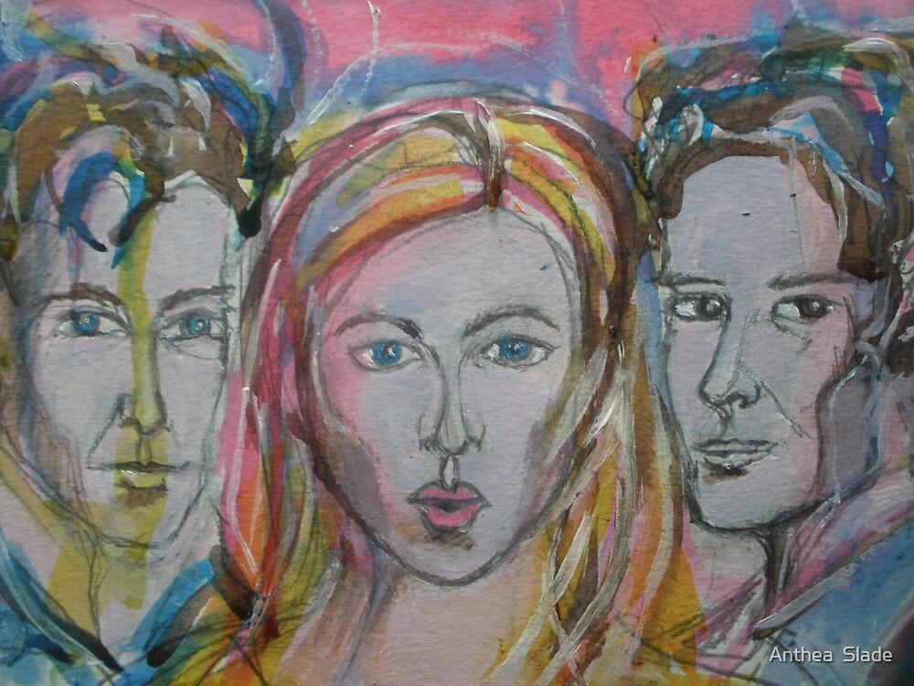 Bridget Jones's Diary by Anthea  Slade