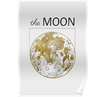 Golden Moon Poster