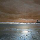 WHITBY BEACH by leonie7