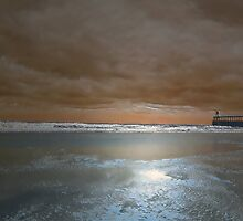 WHITBY BEACH by leonie7