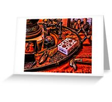 Remembrances Greeting Card