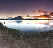 """Moogerah Cove"" ∞ Lake Moogerah, QLD - Australia by Jason Asher"