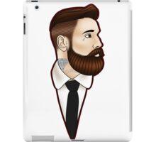 Beards Are Sexy iPad Case/Skin
