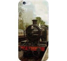 Goliath The Engine and Anna iPhone Case/Skin