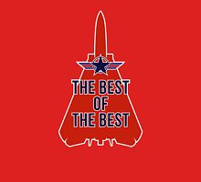 The Best of the Best - Red Unisex T-Shirt