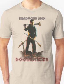 Deadmobs and Boomsticks T-Shirt