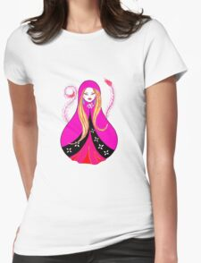 Matryoshka with Feathers T-Shirt
