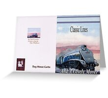 Lovely Mover Greeting Card