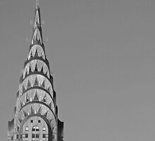 Chrysler Building by AndyLatt
