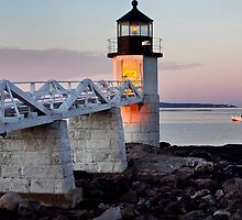 Port Clyde, Maine by Don  Powers