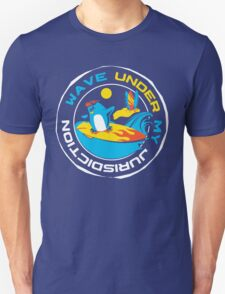 Surfing penguin T-Shirt