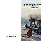 Buying a roller by Jim Mathews