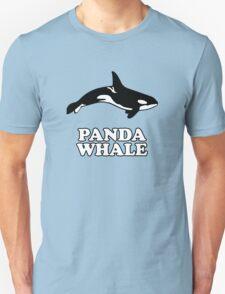 Panda Whale T-Shirt