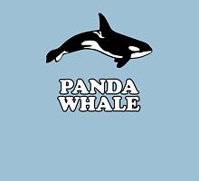 Panda Whale Unisex T-Shirt
