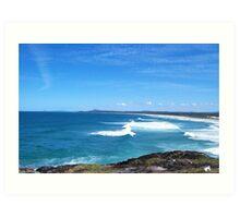 Sawtell ... NSW Australia ... Art Print