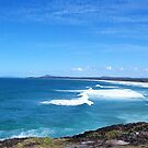Sawtell ... NSW Australia ... by LESLEY BUtler