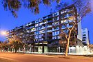 IQ Apartments, Braddon by buildings