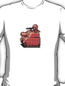 Advance Wars Tank T-Shirt