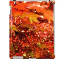 Leaves of Red   ^ iPad Case/Skin