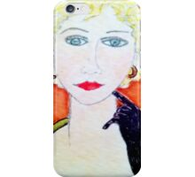 Opera Night (From the Mona Lisa Smiles Series) iPhone Case/Skin