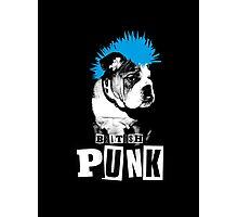British Punk Photographic Print