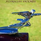 Australian Packards Calendar #5 by Marilyn Harris
