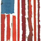 American Flag college by Void-Manifest