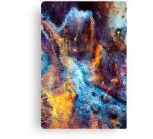 The Fountain of Colour Canvas Print