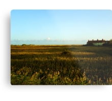 Sunrise - Cley, Norfolk Metal Print