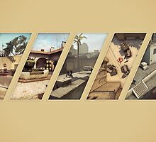 CS:GO MAP  by dhax