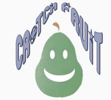 Happy Crotch Fruit - Boys  by Arkani