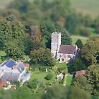 St Mary's Church, Limington by Dave Godden