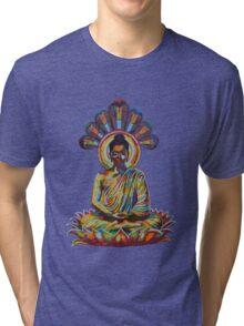 buddha - 2011 as tshirt Tri-blend T-Shirt