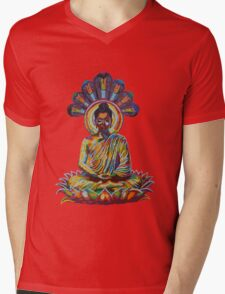 buddha - 2011 as tshirt Mens V-Neck T-Shirt