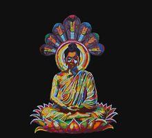 buddha - 2011 as tshirt Womens Fitted T-Shirt